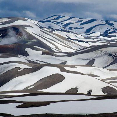 Puyehue volcano patagonia