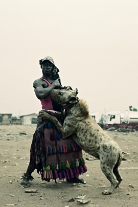 Hyena Men photo series Pieter Hugo