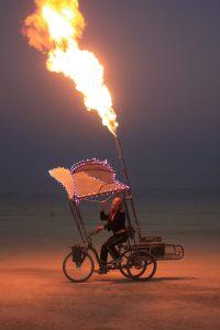 customise ton vélo burning man